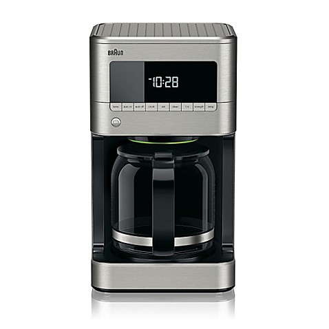 Braun Brewsense 12 Cup Drip Coffee Maker Bed Bath Beyond