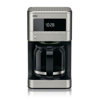 Braun Drip Coffee Maker : Braun BrewSense 12-Cup Drip Coffee Maker - Bed Bath & Beyond