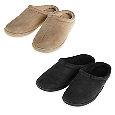 image of Therapedic® Unisex Classic Outlast® Technology Slippers