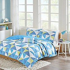 image of Mi Zone Charlie Coverlet Set