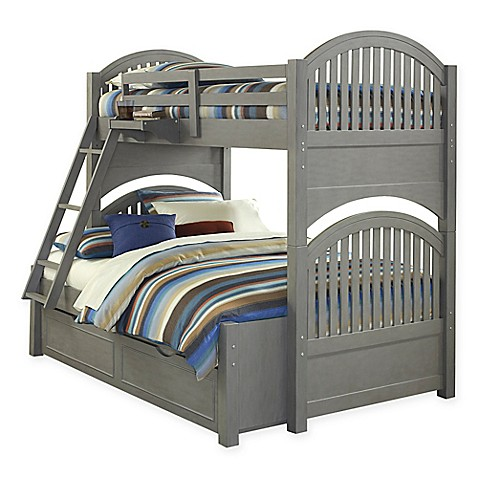 Hillsdale Kids And Teen Lake House Bunk Twin Full Bed With