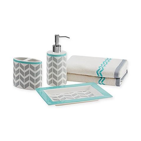 Buy intelligent design nadia 5 piece bath accessory set in - Where to buy bathroom accessories ...