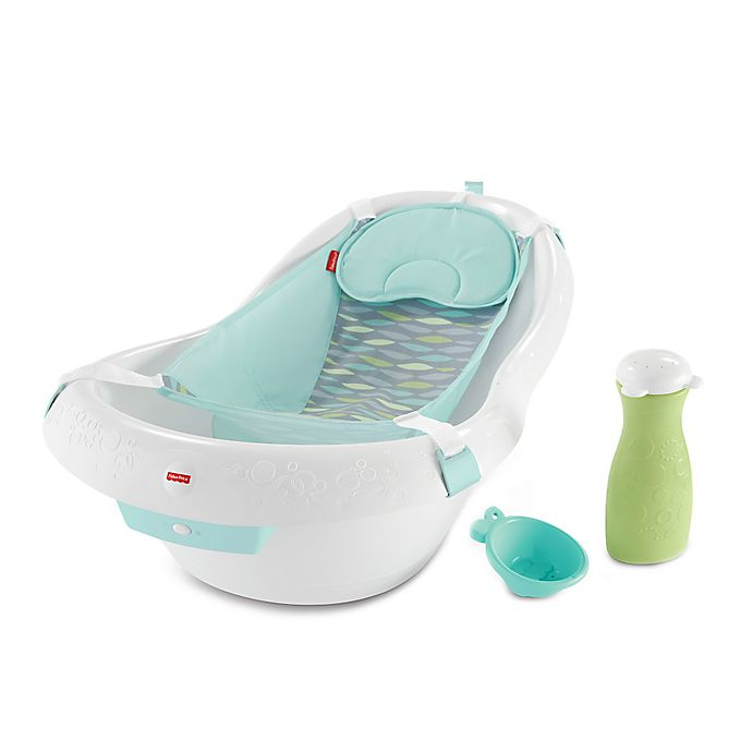 Alternate image 1 for Fisher-Price® Soothing River Luxury Calming Vibrations Tub