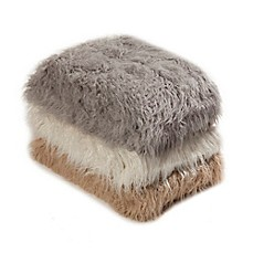 image of Mongolian Lamb Faux Fur Throw Blanket
