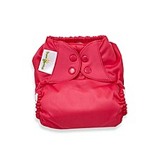 image of bumGenius™ Freetime All-In-1 Snap Cloth Diaper in Countess