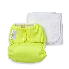 image of bumGenius™ 5.0 One-Size Original Pocket Snap Cloth Diaper in Jolly