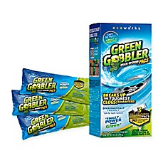 image of Green Gobbler® Drain Opening 3-Pack