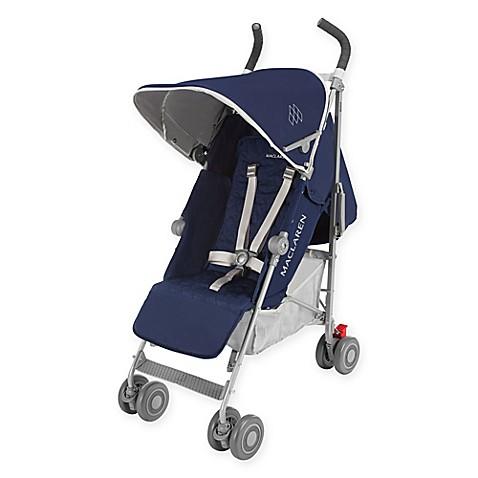 maclaren 2016 quest stroller in medieval blue silver. Black Bedroom Furniture Sets. Home Design Ideas
