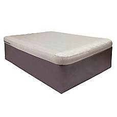 Image Of Foldable Air Mattress With Frame