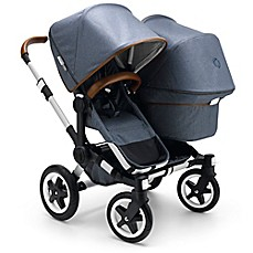 image of Bugaboo Donkey Weekender Duo Extension Set in Blue