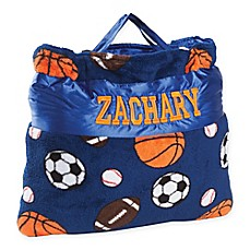 image of Sports Nap Bag in Blue