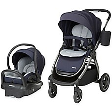 image of Maxi-Cosi® Adorra Travel System in Brilliant Blue
