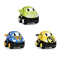 image of Kids II® Go Grippers™ 3-Pack Race Cars