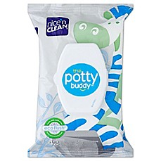 image of Potty Buddy 42-Count Flush Wipes