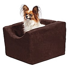 image of High Density Foam Pet Car Booster Seat