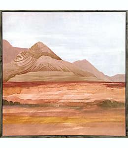 Cuadro decorativo Global Caravan™ de desierto, 63.5 x 63.5 cm
