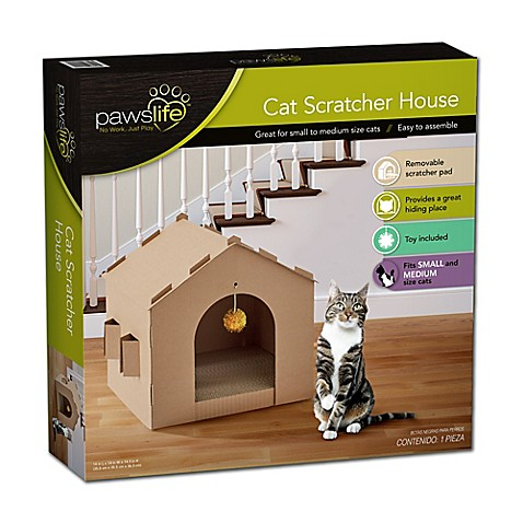 Pawslife™ Cat Scratcher House - Bed Bath & Beyond on residential ceiling designs, residential rental application, residential garden designs, residential living spaces, residential pest control, residential foundation repair, residential group homes, residential property management, residential door designs, residential house, residential sewer systems, residential architecture, residential rental agreement, residential building plans, residential pool designs, residential over retail, residential front porch designs, residential high-rise building, residential fence designs, residential marketing,