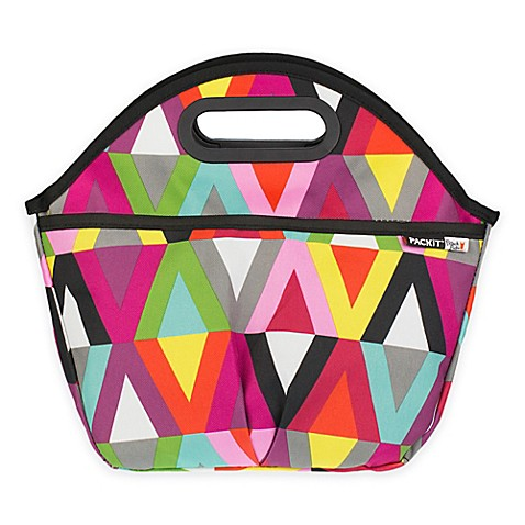 PackIt® Freezable Traveler Lunch Bag in Viva
