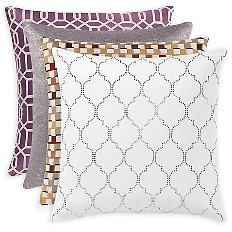 Make Your Own Decorative Pillow Covers : Make-Your-Own-Pillow Throw Pillow Cover Collection - Bed Bath & Beyond