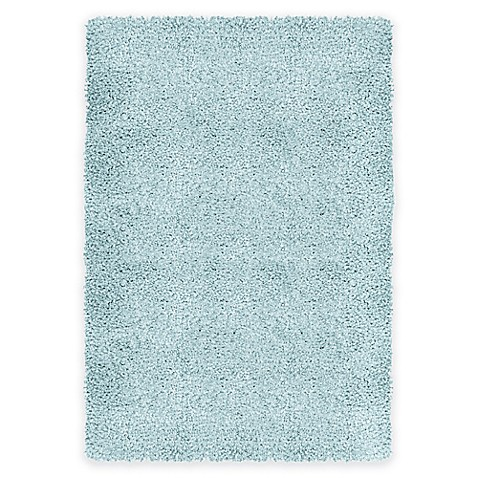 Fantastic Carpet Art Deco Supreme Microfiber Shag Rug - Bed Bath & Beyond PY16