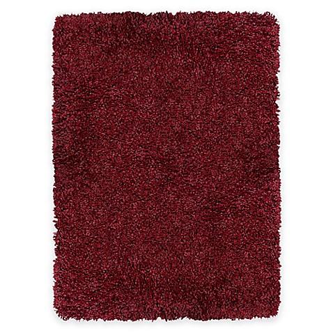 Carpet art deco soho shag rug bed bath beyond for Deco rugs carpet