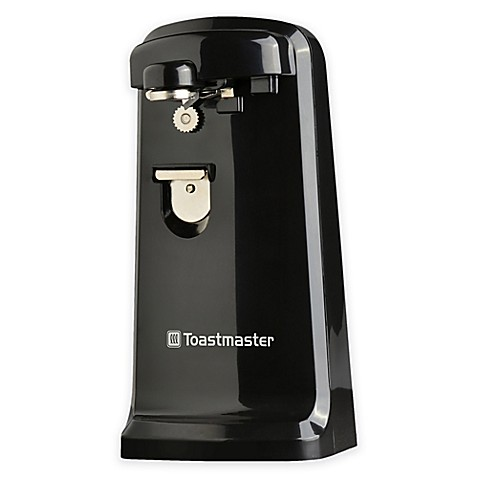Toastmaster Electric Can Opener Bed Bath Amp Beyond