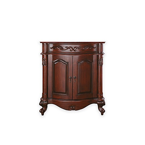 Avanity Provence 30inch Bath Vanity Cabinet Without Top