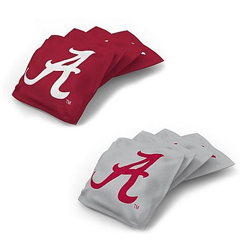 University Of Alabama 16 Oz Regulation Cornhole Bean Bags