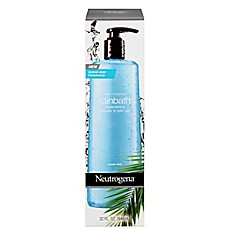 image of Neutrogena® Rainbath® 32 oz. Replenishing Shower and Bath Gel in Ocean Mist