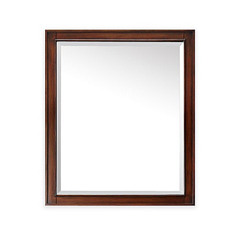 Avanity Brentwood 30 Inch X 35 Inch Rectangular Mirror In