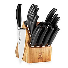 image of Zwilling® J.A. Henckels Five Star 19-Piece Knife Block Set