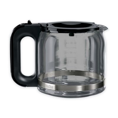 Braun 12-Cup Glass Coffee Carafe - Bed Bath & Beyond