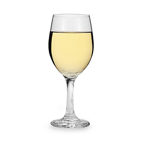 Libbey Table Settings Classic Oz White Wine Glasses Set Of - Wine glass table setting