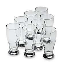 image of Libbey® 19 oz. Pilsner Glasses (Set of 8)