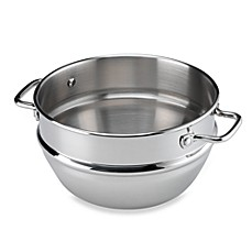image of Calphalon® Stainless Steel 2-Quart Double Boiler Insert
