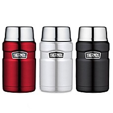 image of Thermos® 24 oz. Vacuum-Insulated Food Jar