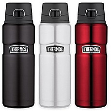 image of Thermos® Stainless Steel King™ 24 oz. Vacuum Insulated Travel Tumbler