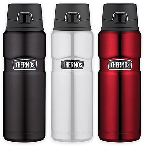 Thermos stainless steel king 24 oz vacuum insulated travel personalization is required to add item to cart or registry fandeluxe Choice Image