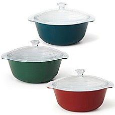 image of Creo SmartGlass 2.11 qt. Covered Casserole Dish