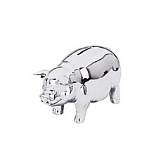image of Reed & Barton Classic Piggy Bank