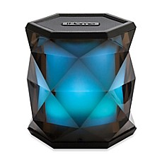 image of Rechargeable iBT68 Bluetooth Wireless Speaker with Speakerphone and Color-Changing Effects