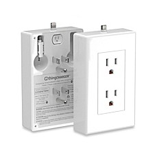 image of thingCHARGER® Outlet Device Charger in White