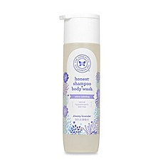 image of Honest 10 fl. oz. Shampoo and Body Wash in Dreamy Lavender