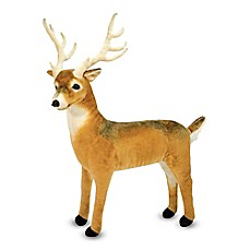 image of Melissa and Doug® Deer Plush