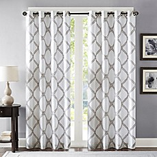 image of Bombay® Teramo Grommet Window Curtain Panel