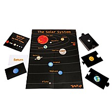 image of Teach My Preschooler The Solar System Learning Set