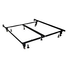 image of Serta® Stabl-Base Ultimate Universal Bed Frame with Glides and Wheels