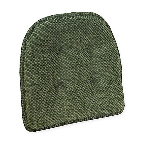 Buy Klear Vu Rembrandt Gripper 174 Chair Pad In Green From