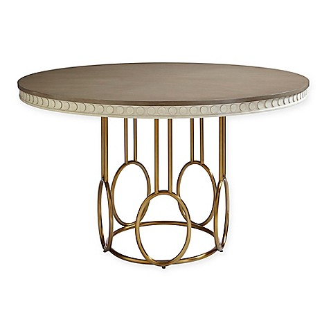 Stanley Furniture Venice Beach WoodMetal Inch Round Dining - 56 inch round table