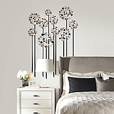 removable peel stock wallpaper bed bath beyond. Black Bedroom Furniture Sets. Home Design Ideas